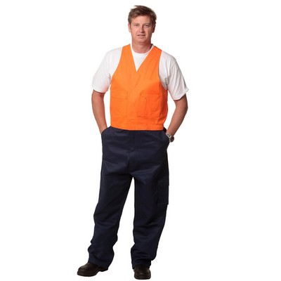 Picture of Mens Overall Stout Size