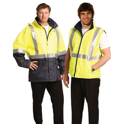 Picture of Hi-Vis Three In One Safety Jacket