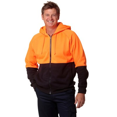 Picture of Hi-Vis Two Tone Fleece Hoodie