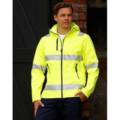 Picture of Hi-Vis Safety Jacket-Unisex