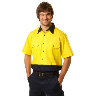 Picture of Short Sleeve Safety Shirt