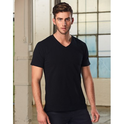 Picture of Mens V-Neck Tee