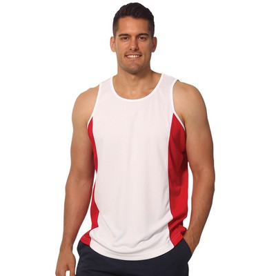 Picture of Mens Teammate Singlet
