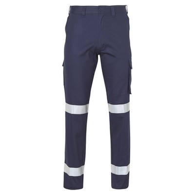 Picture of Pre-Shrunk Drill Pants With 3M Tapes Lon