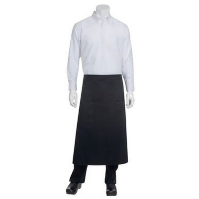 Picture of Black Two Pocket 34 Apron