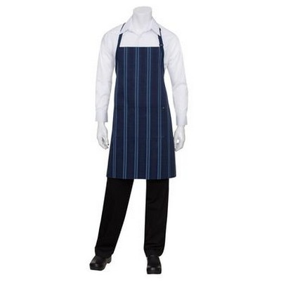 Picture of Presidio Blue Bib Apron