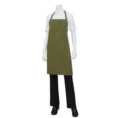 Picture of Phoenix Green Bib Apron