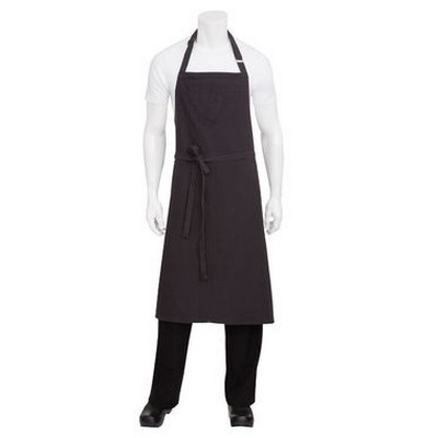 Picture of Rockford Steel Grey Large Bib Apron