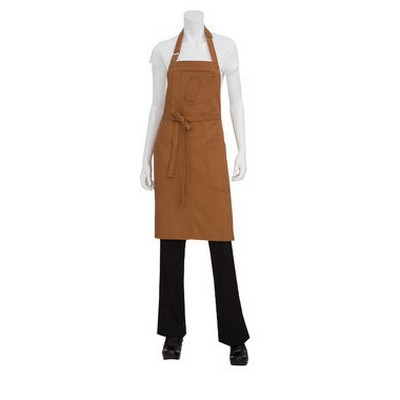 Picture of Rockford Nutmeg Bib Apron