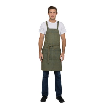 Picture of Uptown Cross-Back Bib Apron