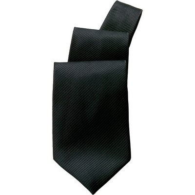 Picture of Black Patterned Tie