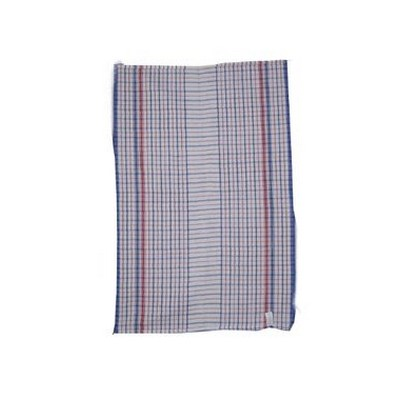 Picture of Tea Towel Red, White, Blue Check