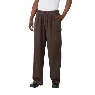 Picture of Utility Chocolate Chef Pants