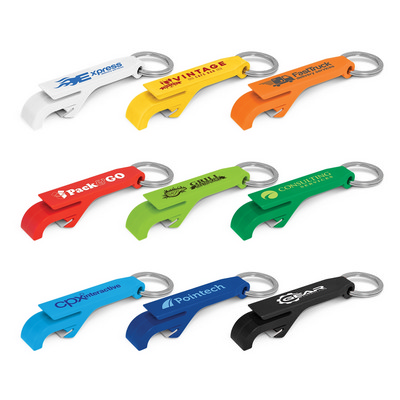 Picture of Snappy Bottle Opener Key Ring