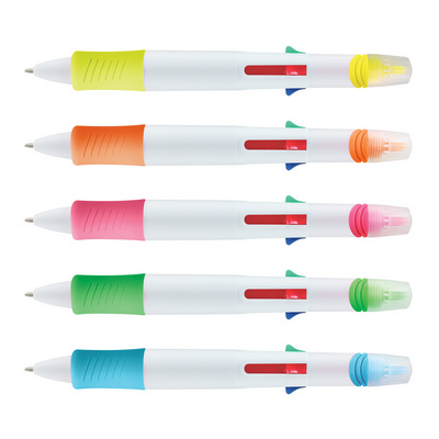 Picture of Tetra Highlighter Pen