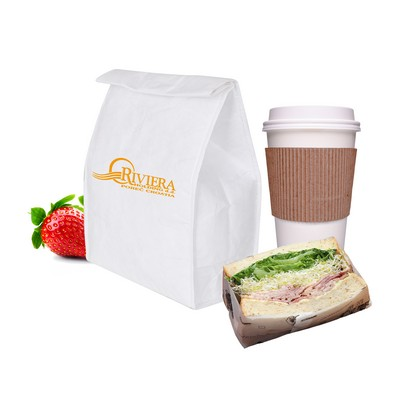 Picture of Small Tyvek Cooler Lunch Bag(150x280x80m