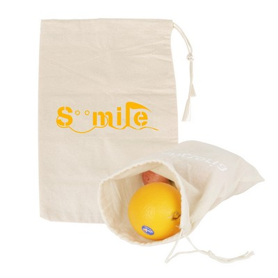 Picture of Large Cotton Produce Bag