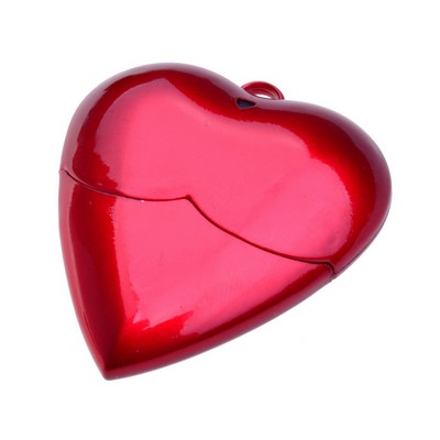 Picture of Heart shaped USB Flash drive