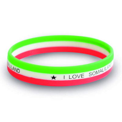 Picture of Coloured stripe wristband