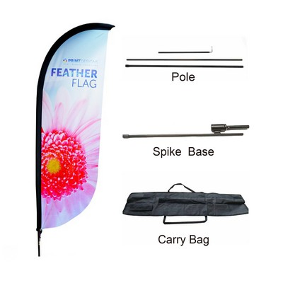 Picture of Medium(70.4*300cm) Convex Feather BannersBanners