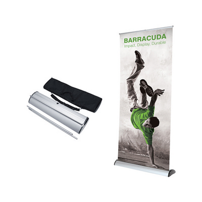 Picture of Single Sided Pull Up Banner (85 x 200cm)