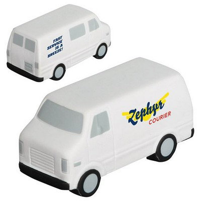 Picture of White Van  Shape Stress Reliever