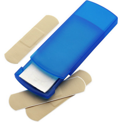 Picture of Plastic case with plasters