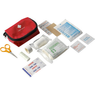 Picture of Nylon first aid kit