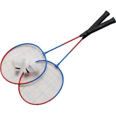 Picture of Metal badminton set
