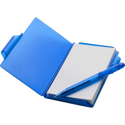 Picture of ABS notebook with pen