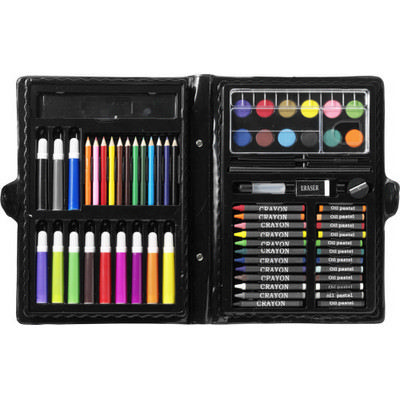 Picture of Plastic art set