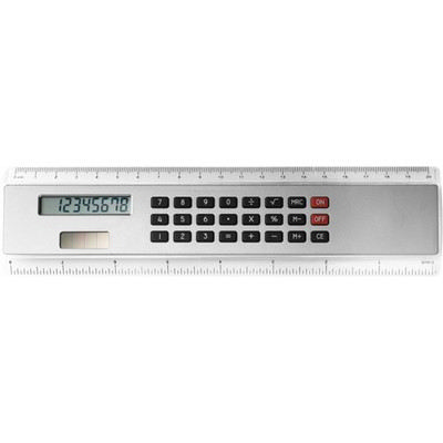 Picture of ABS ruler with calculator