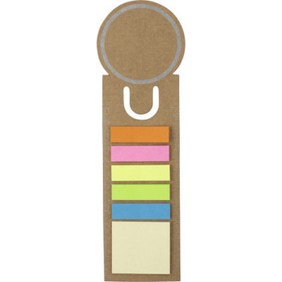 Picture of Cardboard bookmark