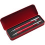 Aluminium writing set