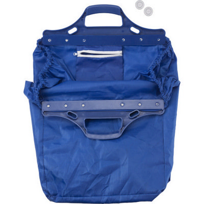 Picture of Polyester (210D) trolley shopping bag