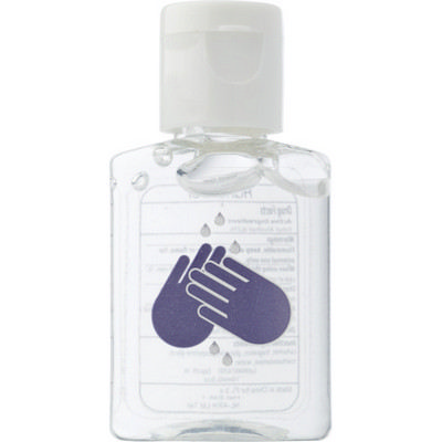 Picture of PET hand cleansing gel