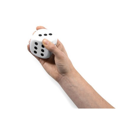 Picture of PU foam dice