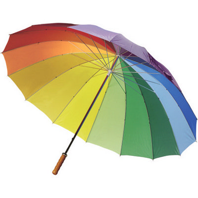 Picture of Polyester (190T) umbrella