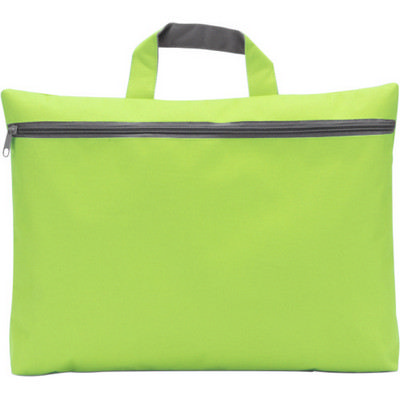 Picture of Polyester (600D) conference bag