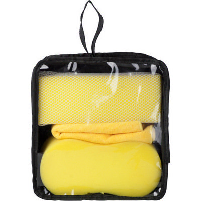Picture of Polyester (600D) car wash set