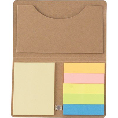 Picture of Cardboard sticky note set