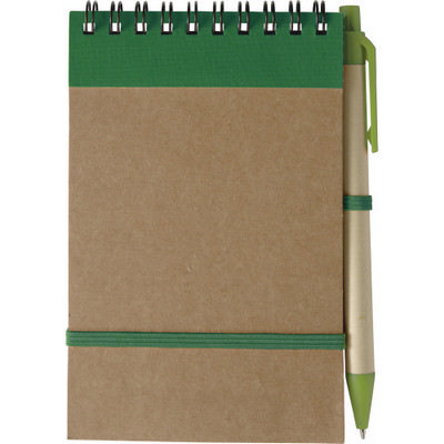 Picture of Cardboard notebook