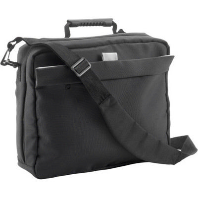 Picture of Polyester (1680D) laptop bag