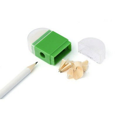 Picture of PS pencil sharpener and eraser
