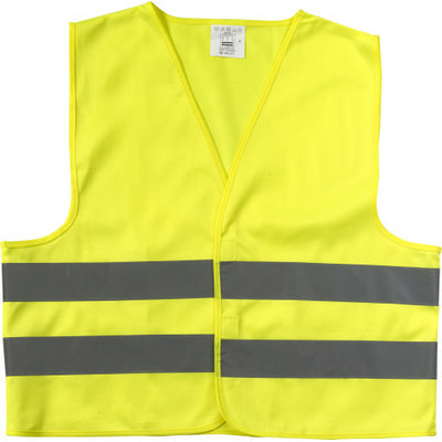 Picture of Polyester (75D) safety jacket