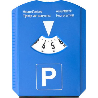 Picture of Plastic 2-in-1 parking disc