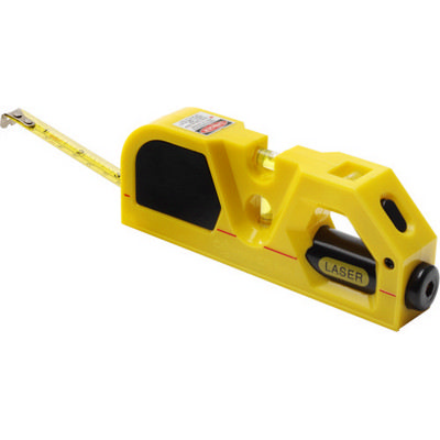 Picture of ABS 2-in-1 tape measure