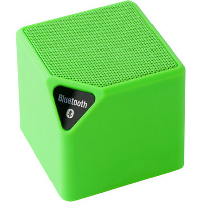 Picture of Plastic speaker featuring wireless techn