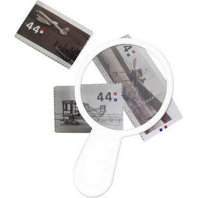 Picture of PVC magnifying glass