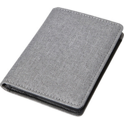 Picture of Polyester credit card holder
